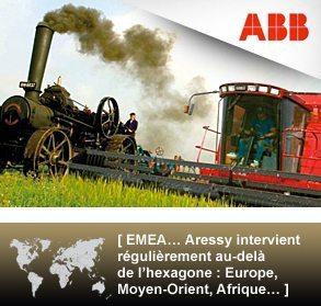 Aressy pour ABB