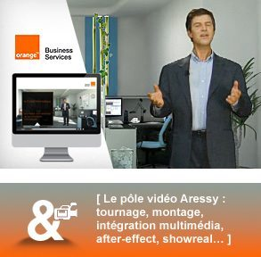 Aressy pour Orange Business Services