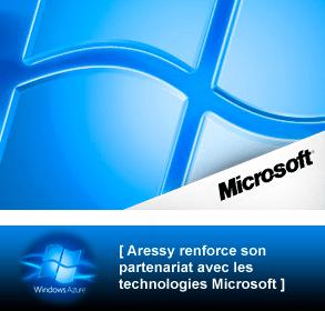 Microsoft Windows Azure Aressy