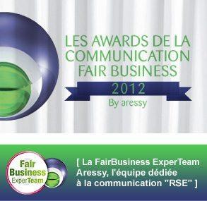 Awards de la Communication Fair Business