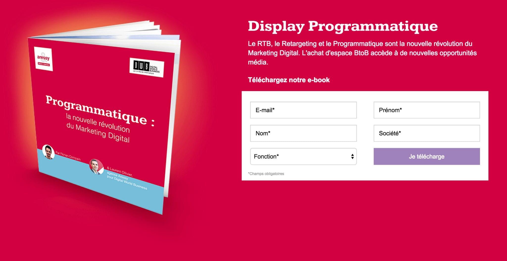 programmatique la nouvelle revolution digitale