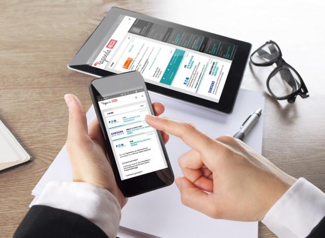 application mobile EDI