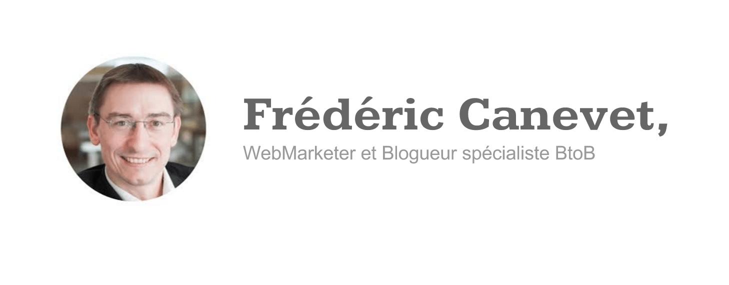 Frederic Canevet B2B