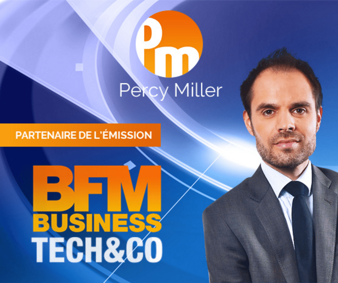 Percy Miller affirme ses ambitions sur BFM Business