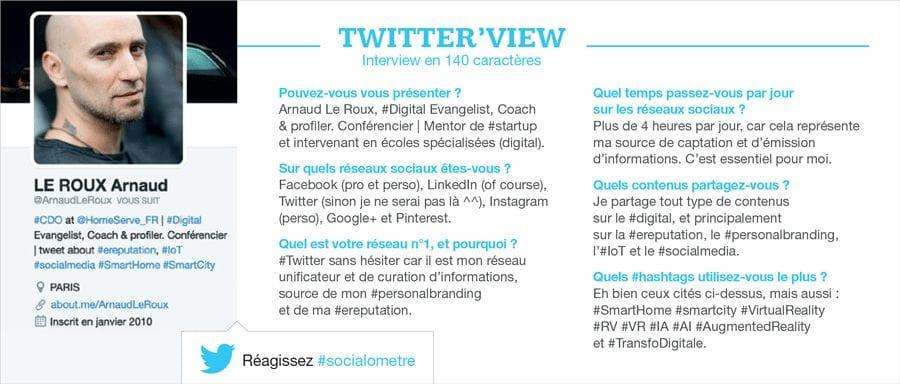 Twitterview-Socialomètre