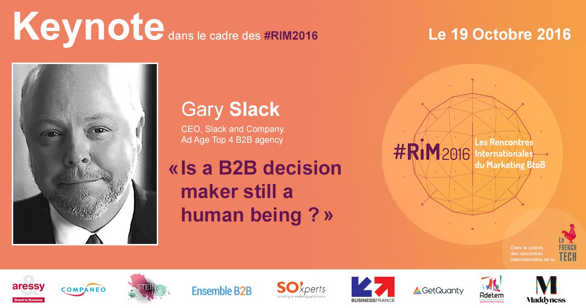 Rim2016 Gary Slack