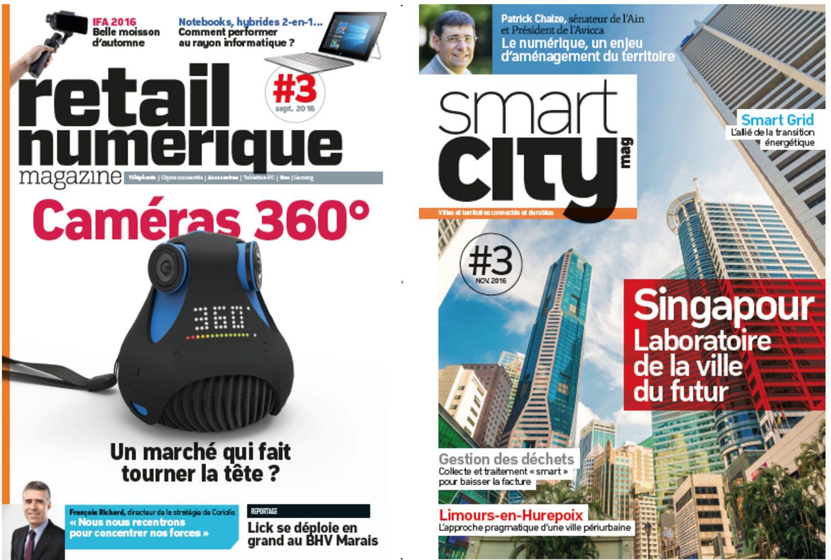 Retail Numerique Magazine 3