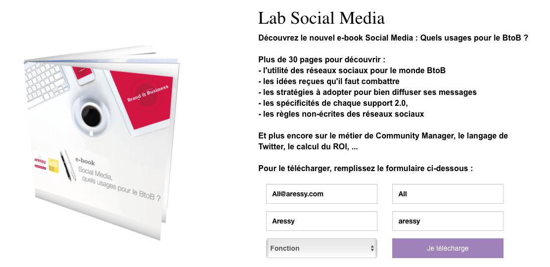 LB Social Media Social O'metre
