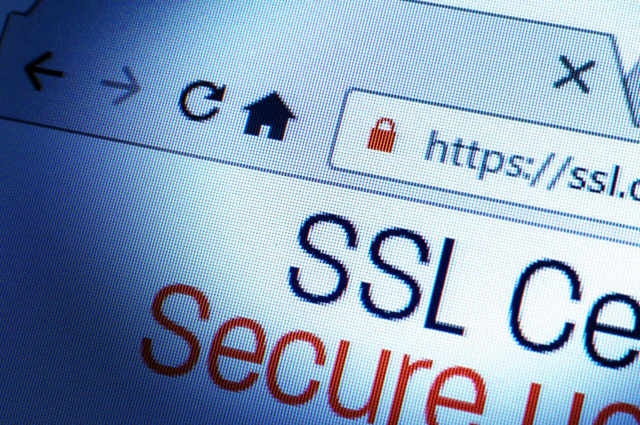 HTTPS SSL connection