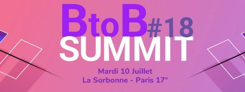 BtoB Summit 18 : Business augmenté
