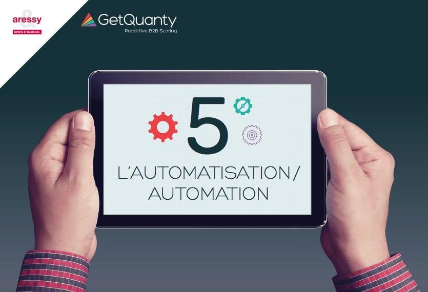 Hot topics du BtoB : Automatisation / Automation