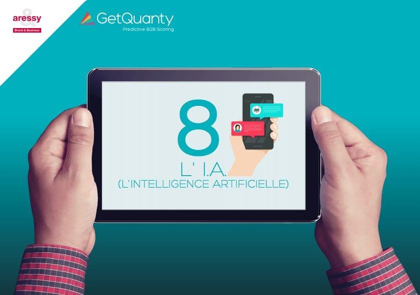 Hot topics du BtoB : L'IA (Intelligence artificielle)