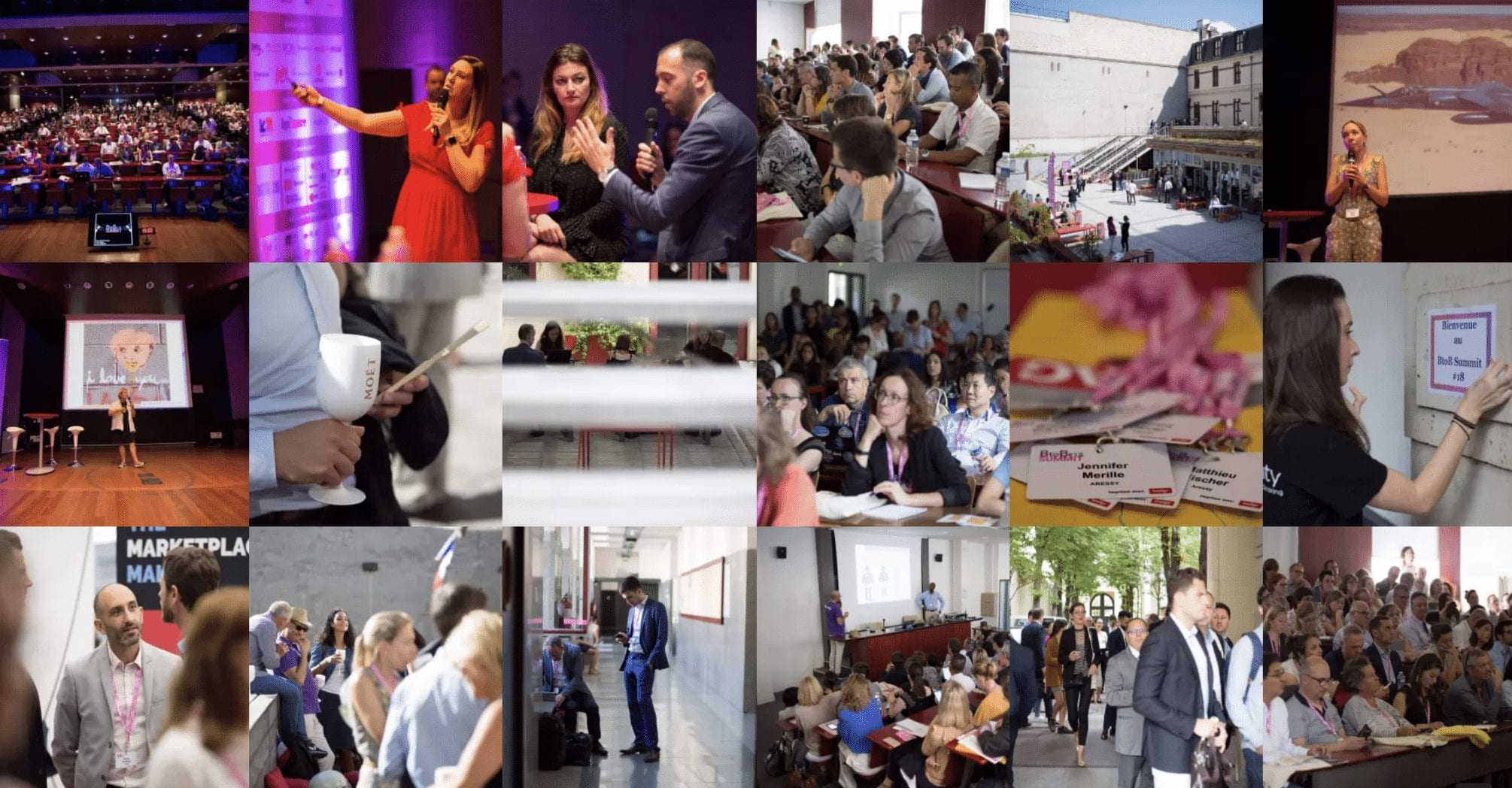 BtoB Summit 2018 - B2B France