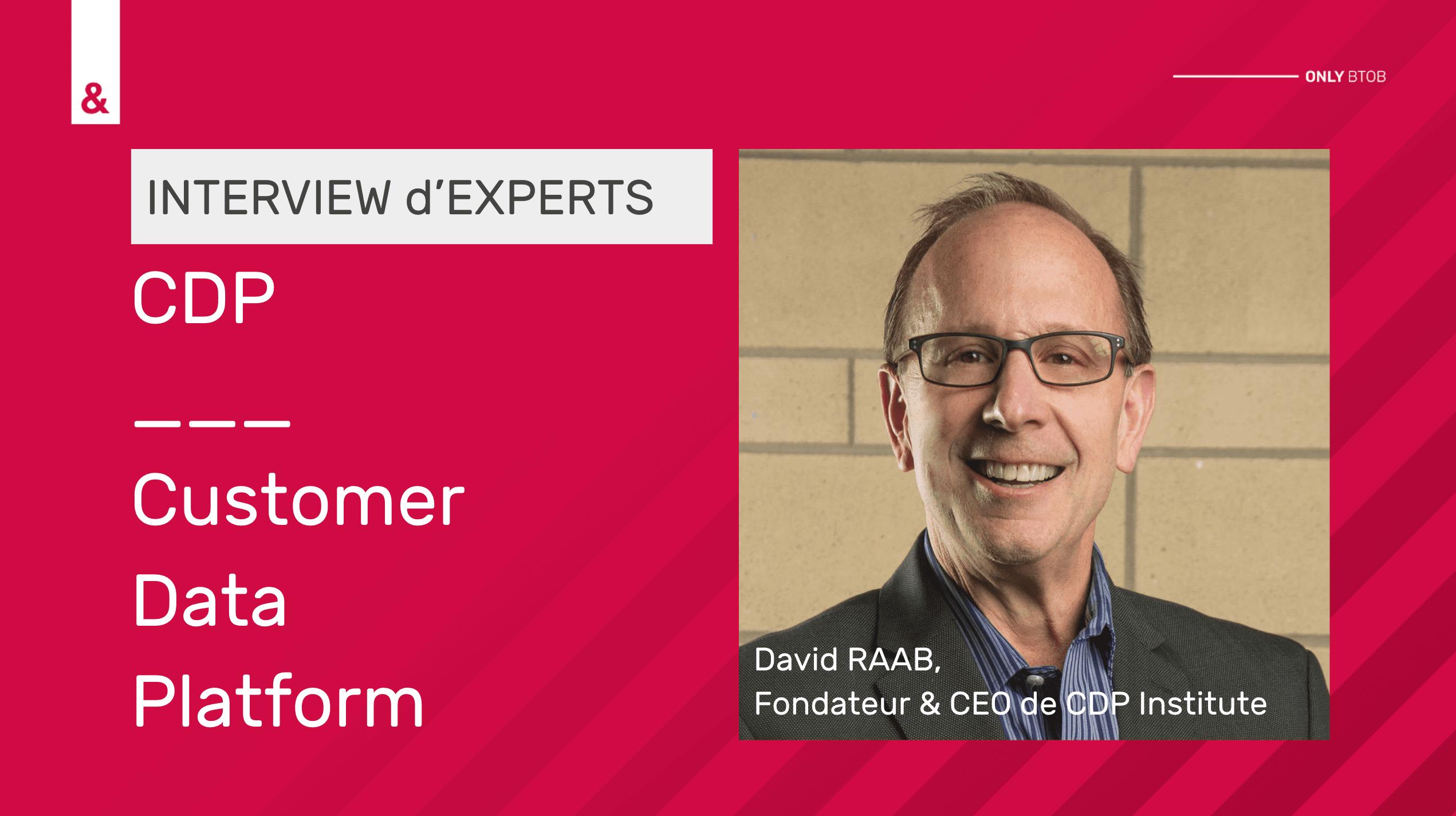 CDP - Customer Data Platform : la nouvelle baguette magique de l'expérience client ?