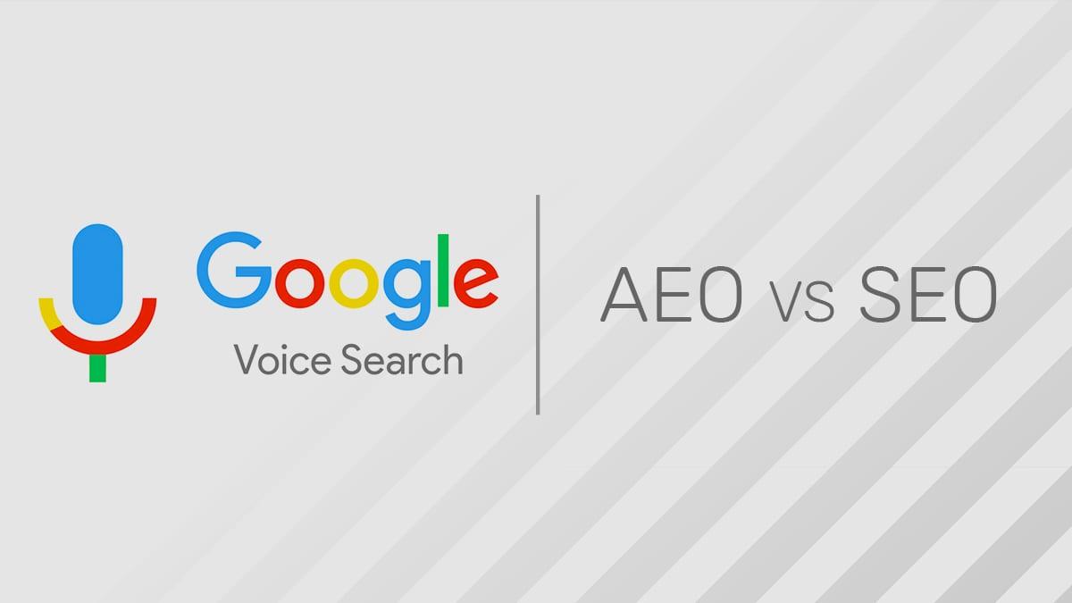 AEO vs SEO