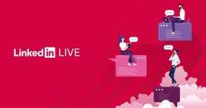 LinekdIn Live : Aressy