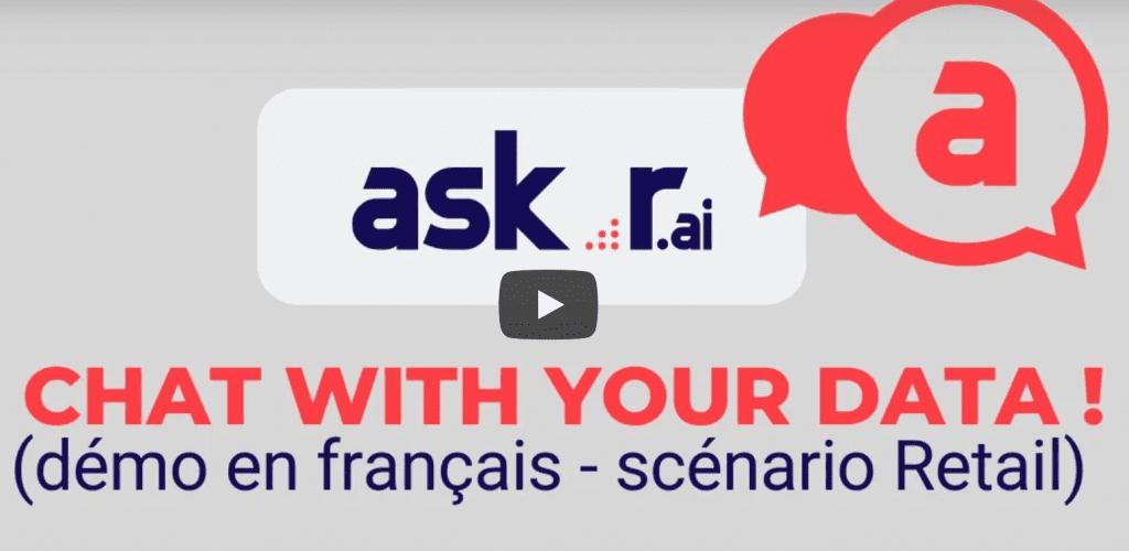 Video demo AskR