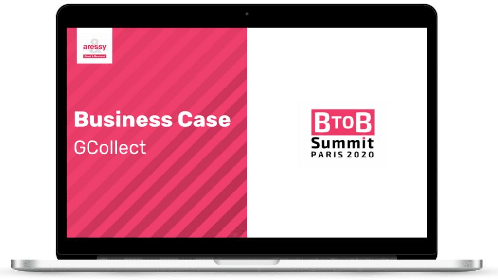 Capsule vidéo Business Case - Plateforme de recouvrement de factures GCollect