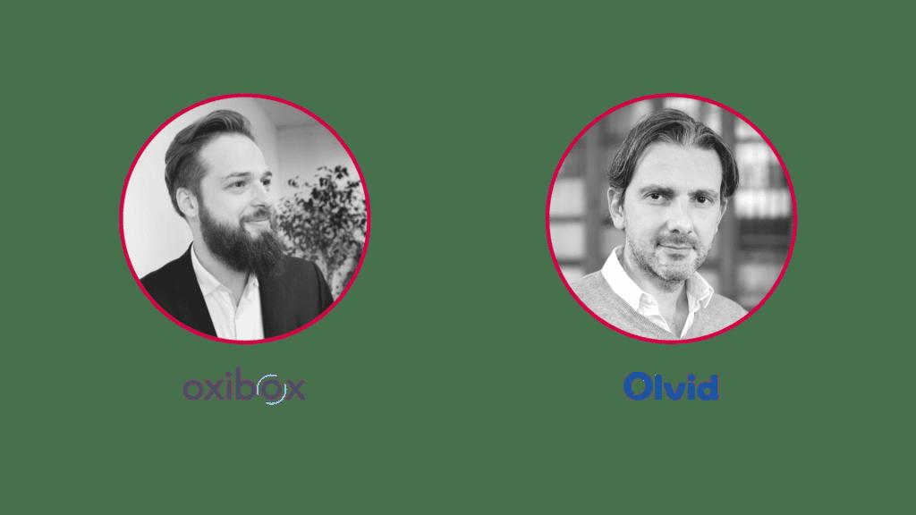 François Esnol-Feugeas pour Oxibox et Cédric Sylvestre pour Olvid