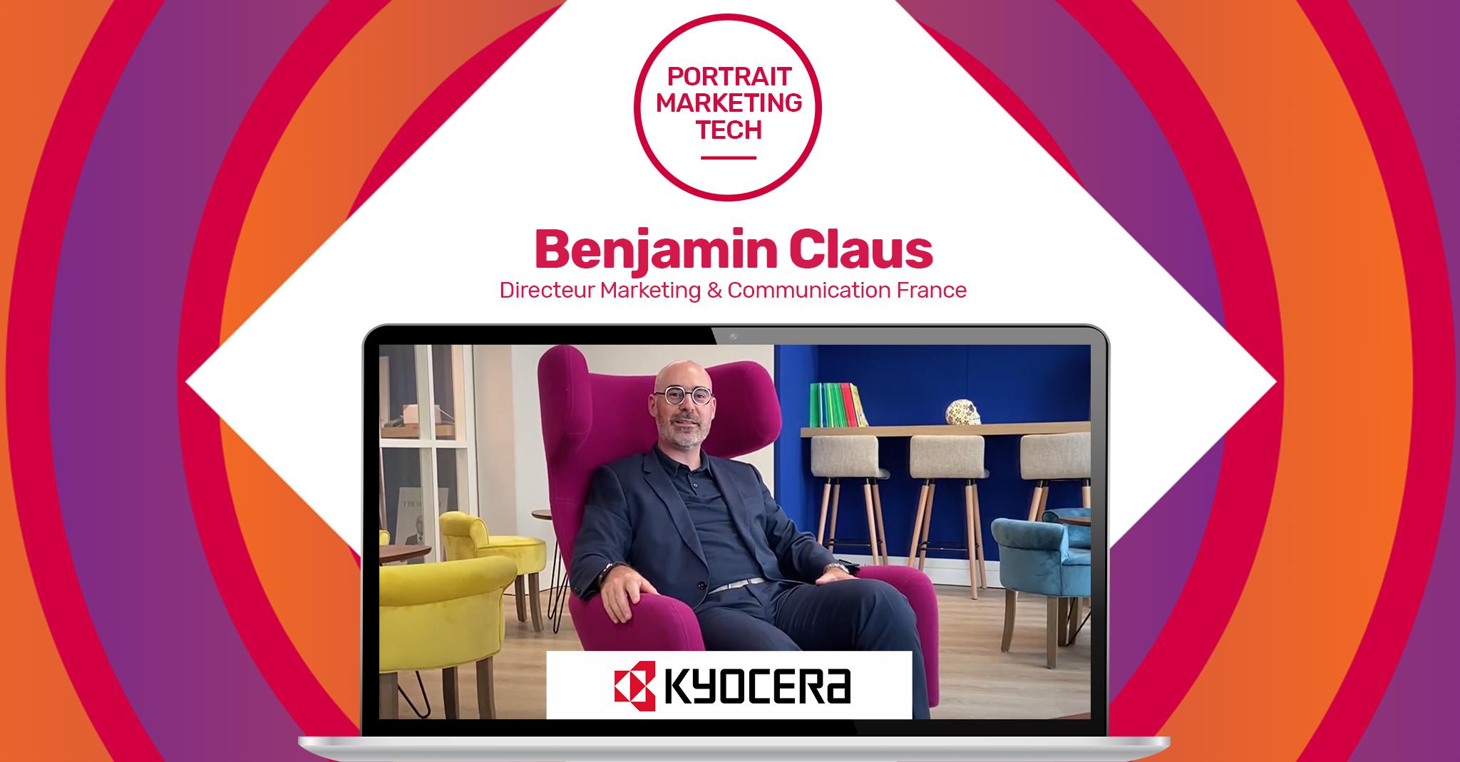 Portrait Marketing Tech - Kyocera