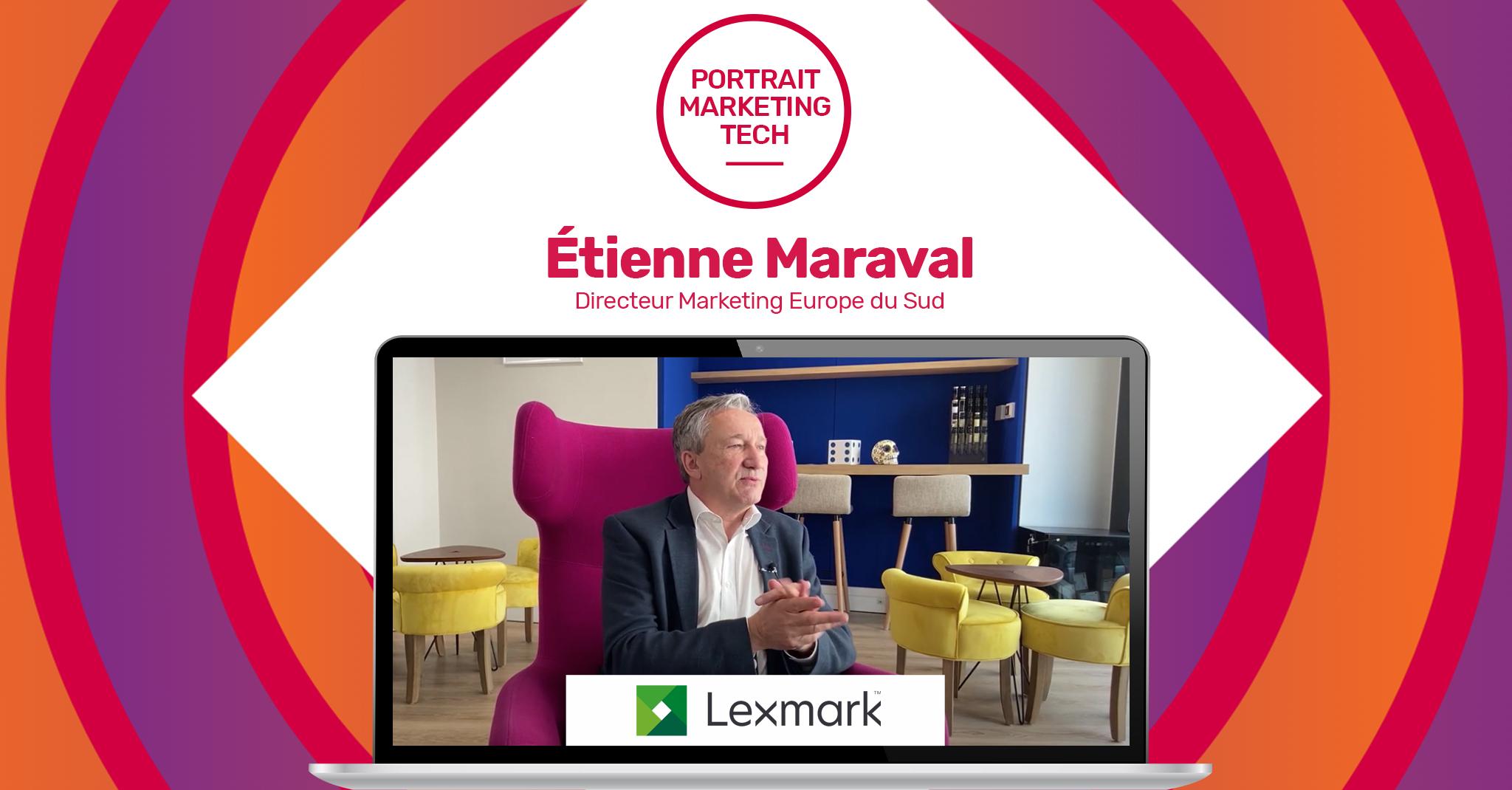 Portait Marketing Tech - Lexmark