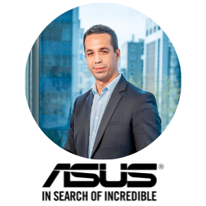 Benjamin Colin, Directeur commercial IT B2B et distribution ASUS France