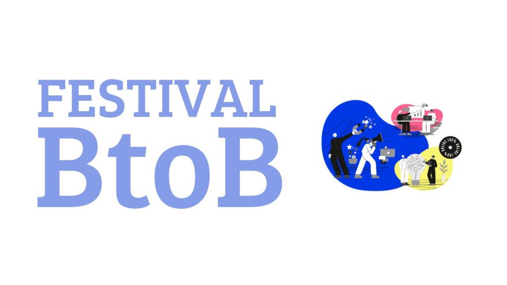 Visuel Festival BtoB